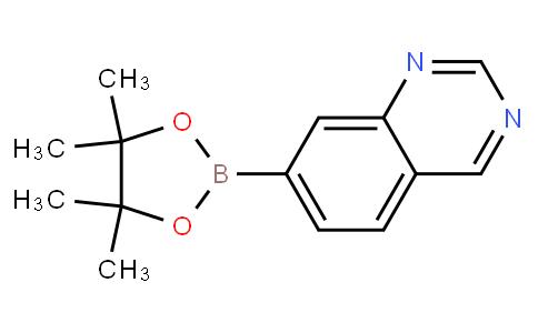 7-频哪醇硼酸酯喹唑啉