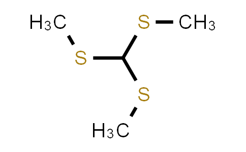 tris(methyl thio) methane