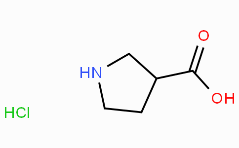 pyrrolidine-3-carboxylic acid hydrochloride