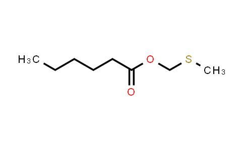 (methyl thio) methyl hexanoate