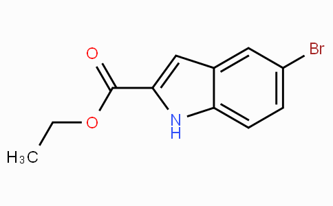 5-Bromoindole-2-carboxylic acid ethyl ester