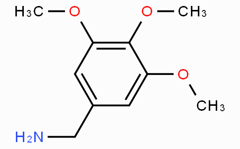 3,4,5-Trimethoxybenzylamine