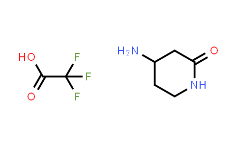 4-Amino-2-piperidinone trifluoroacetate
