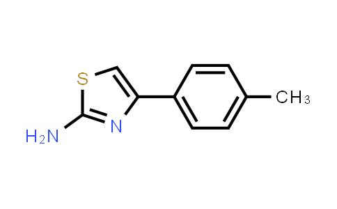 2-Amino-4-(p-tolyl)thiazole