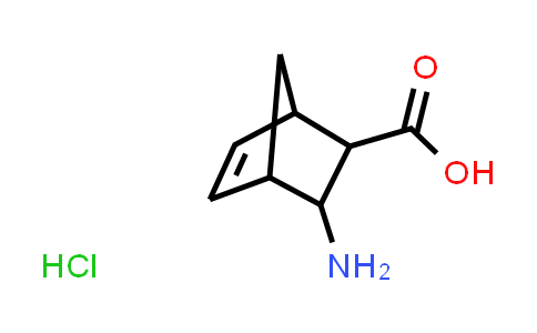 3-Aminobicyclo[2.2.1]hept-5-ene-2-carboxylic acid hydrochloride