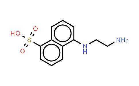 5-(2-氨基乙基氨基)-1-萘磺酸