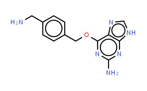 O-[4-(Aminomethyl)benzyl]guanine