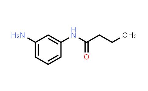 N-(3-Aminophenyl)butanamide