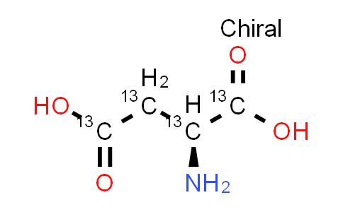 L-Aspartic acid -13C4