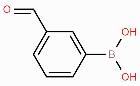 3-甲酸基苯硼酸