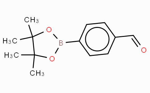 4-Formylphenylboronic acid pinacolate