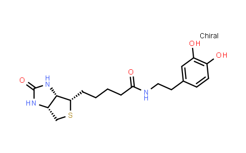 N-Biotinyl dopamine