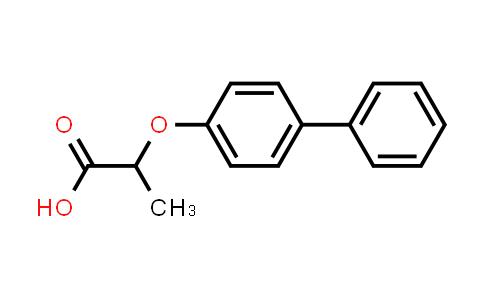 2-(1,1'-Biphenyl-4-yloxy)propanoic acid