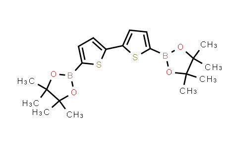 5,5'-Bis(4,4,5,5-tetramethyl-1,3,2-dioxaborolan-2-yl)-2,2'-bithiophene