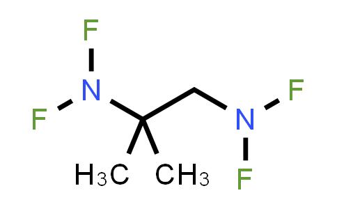 1,2-Bis(Difluoroamino)-2-Methylpropane