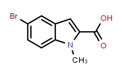 5-Bromo-1-methyl-1H-indole-2-carboxylic acid