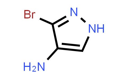 3-Bromo-1H-pyrazol-4-amine