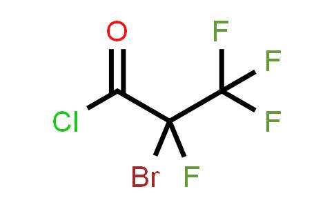 2-Bromo-2,3,3,3-Tetrafluoropropanoyl Chloride