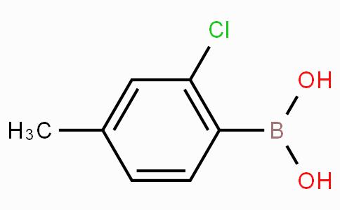 2-氯-4-甲苯硼酸