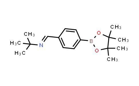 4-(tert-Butyliminomethyl)benzeneboronic acid pinacol ester
