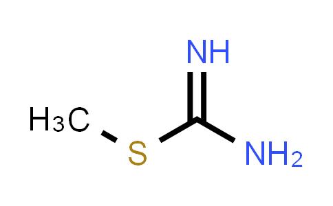 Carbamimidothioic acid methyl ester