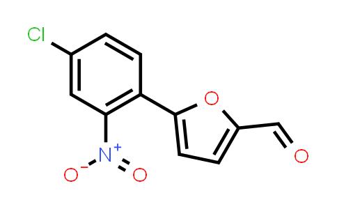 5-(4-Chloro-2-nitrophenyl)-2-furaldehyde