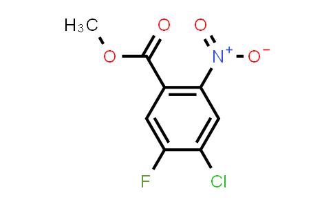 4-Chloro-5-fluoro-2-nitrobenzoic Acid Methyl Ester