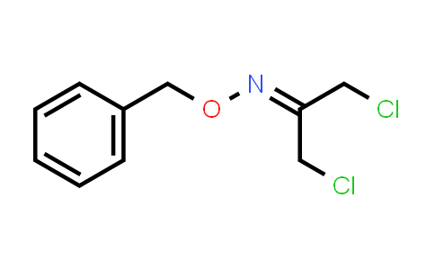 1,3-Dichloro-propan-2-one O-benzyl-oxime