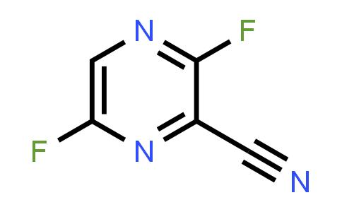 3,6-Difluoro-2-pyrazinecarbonitrile
