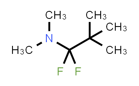 1,1-Difluoro-N,N,2,2-tetramethyl-1-propanamine