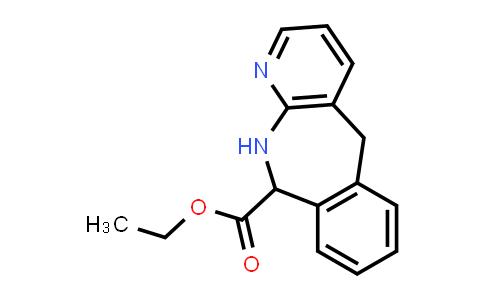 10,11-Dihydro-5H-pyrido[2,3-c][2]benzazepine-10-carboxylic acid ethyl ester