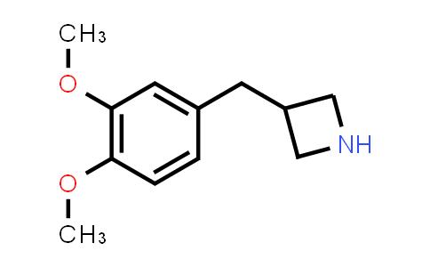 3-[(3,4-Dimethoxyphenyl)methyl]azetidine