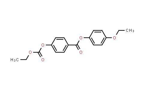 4-(4-Ethoxyphenoxycarbonyl)phenyl Ethyl Carbonate