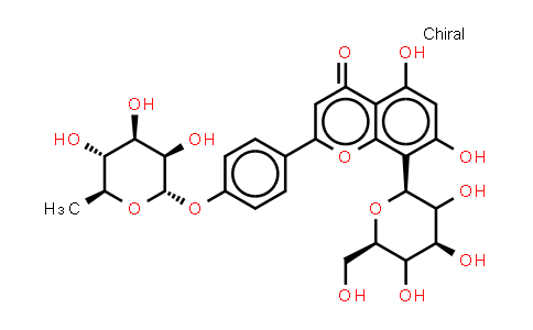 Vitexin-4'-rhamnoside