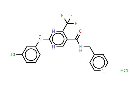 GW 833972A hydrochloride