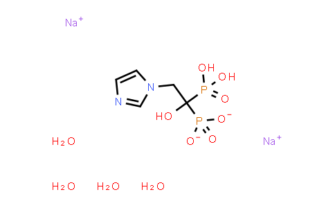 Sodium (1-hydroxy-2-(1H-imidazol-1-yl)-1-Phosphonoethyl)phosphonate tetrahydrate