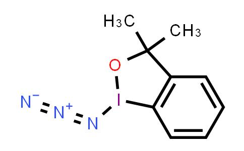 1-azido-3,3-dimethyl-1lambda3,2-benziodoxole