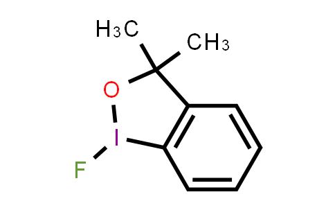 1-fluoro-3,3-dimethyl-1lambda3,2-benziodoxole