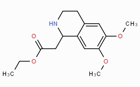 1-Carboethoxymethyl-6,7-dimethoxy-1,2,3,4-tetrahydroisoquinoline