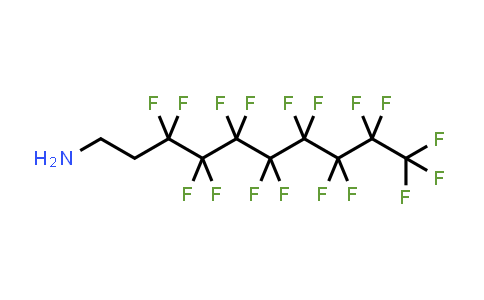 1H,1H,2H,2H-Perfluorodecylamine