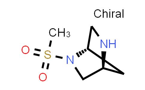 (1S,4S)-2-Methylsulfonyl-2,5-diazabicyclo[2.2.1]heptane