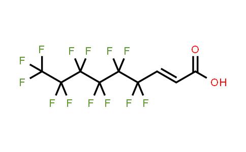 2H,3H-Perfluoronon-2-enoic acid