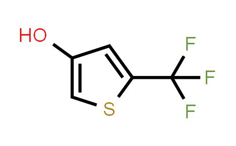 4-Hydroxy-2-(trifluoromethyl)thiophene