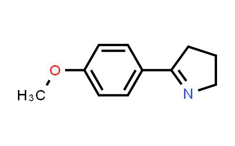 5-(4-Methoxy-phenyl)-3,4-dihydro-2H-pyrrole