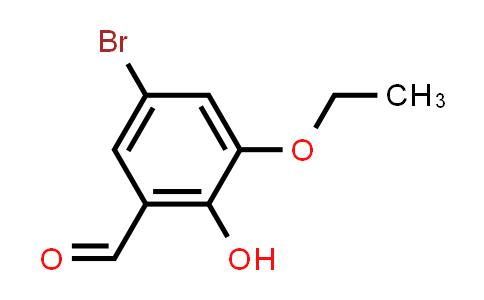 5-Bromo-3-ethoxy-2-hydroxy-benzaldehyde