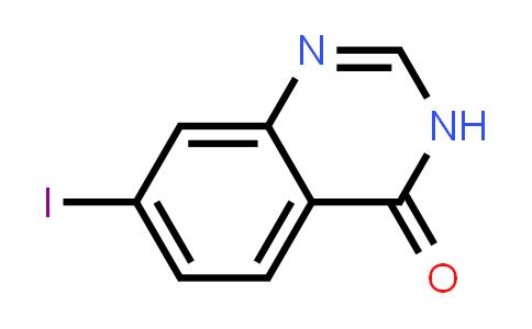 7-Iodo-3,4-dihydroquinazolin-4-one