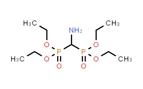 Bis(diethoxyphosphoryl)methanamine