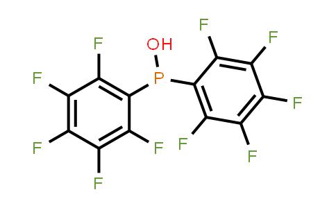 Bis(pentafluorophenyl)hydroxyphosphine