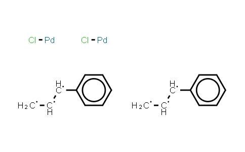 Bis[cinnamyl palladium(II) chloride]