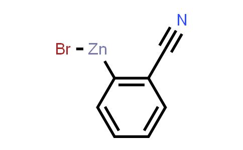 Bromo-(2-cyanophenyl)zinc